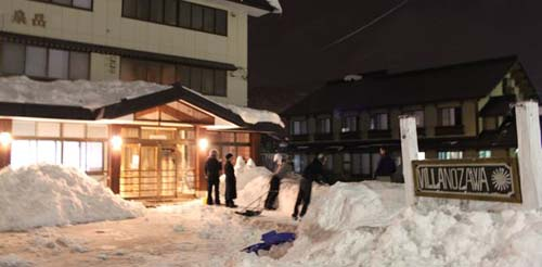 Villa Nozawa - Just 200 metres from the lifts  of Nozawa Onsen