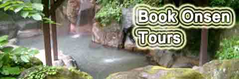 Book Onsen Tours in Japan